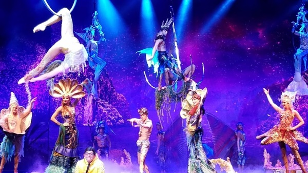 'WOW: The Las Vegas Spectacular' Celebrates Two Years on the Strip