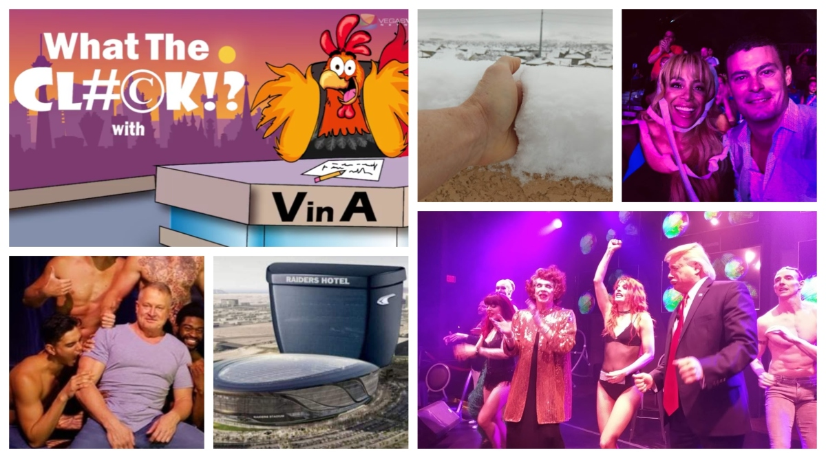 2019 – The Year in Review: 'What The CL#@K!?' The FirstHalf-Dozen