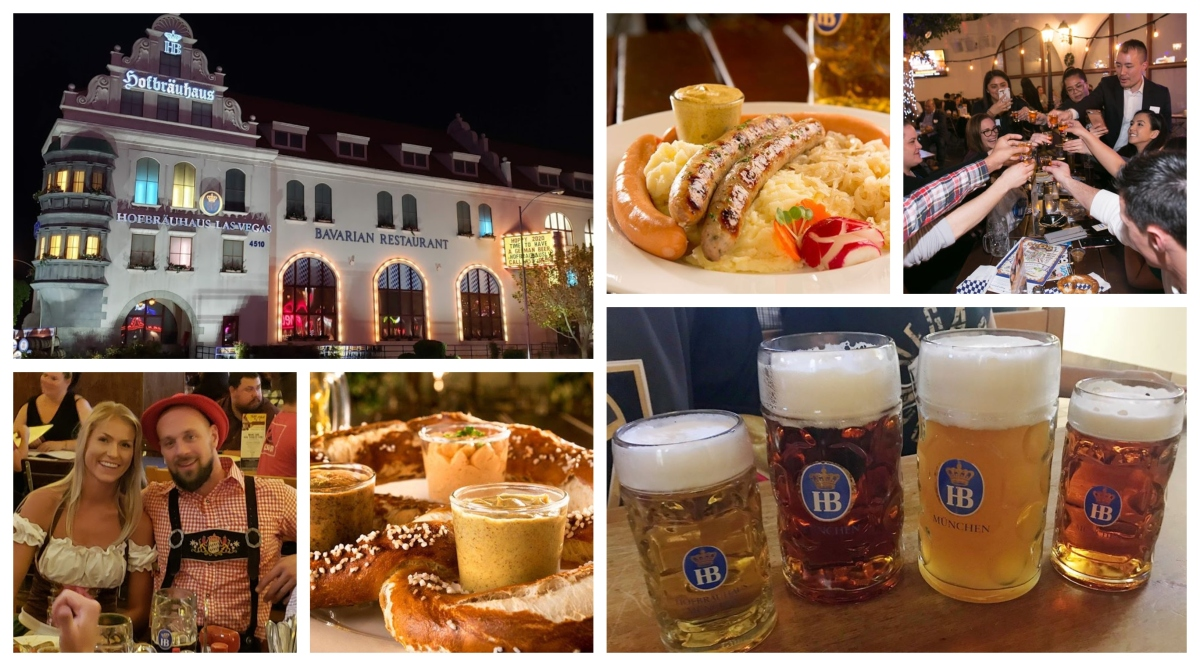 Hofbrauhaus Brings Munich to Sin City