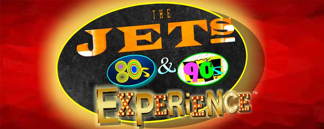 THE JETS BRING NOSTALGIC '80'S AND '90'S FUN TO V THEATER