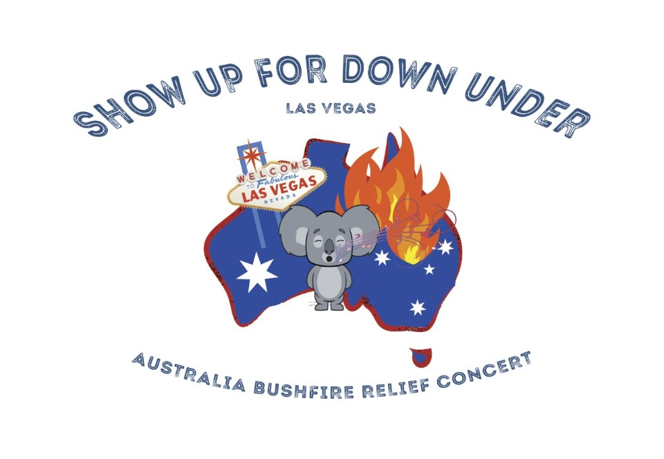 Vegas Comes Together for Australian Relief Event