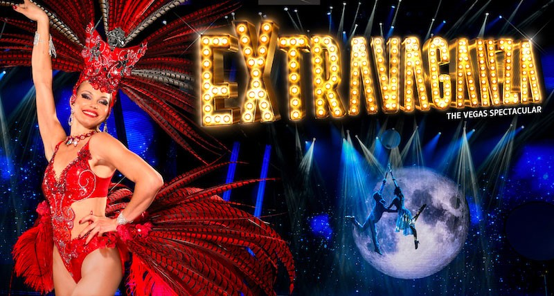 'EXTRAVAGANZA: THE LAS VEGAS SPECTACULAR' – Sin City's First New Show In….Forever…