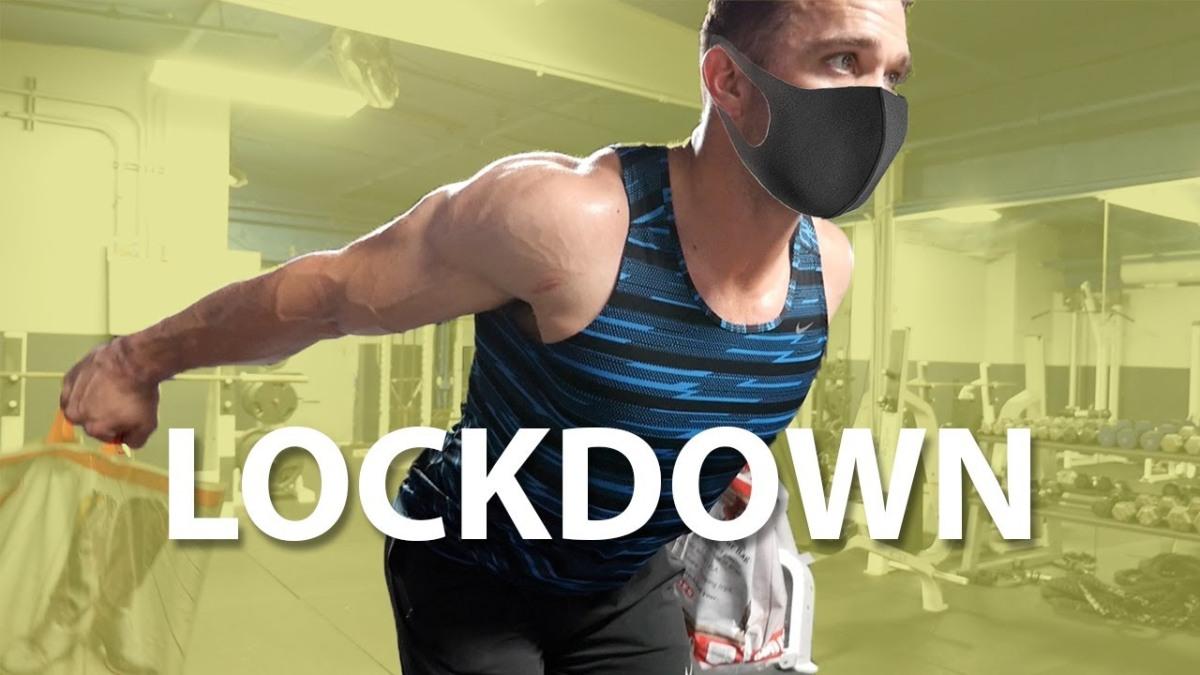'Quarantine Fitness' With Sin CityCelebs