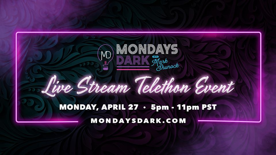 'Mondays Dark' to Host/Stream Telethon for Vegas Entertainment Community