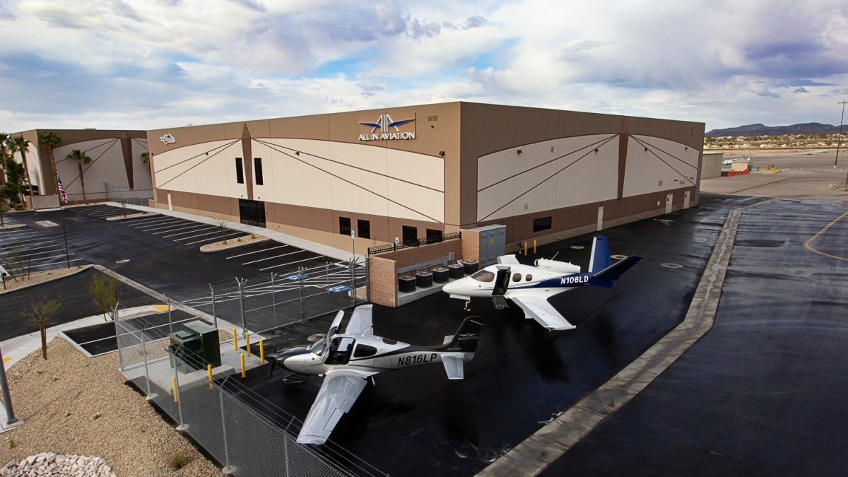 'All In Aviation' Celebrates First Year In Custom-Built Facility With Open House Event