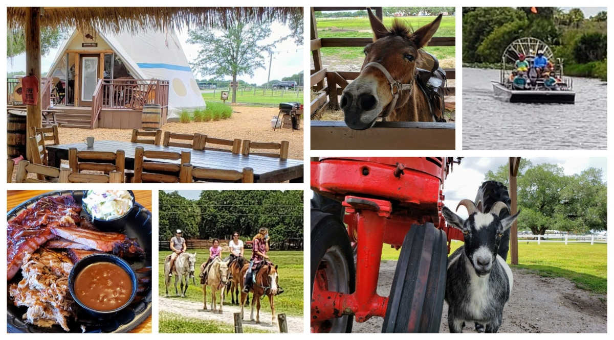 Leave The City Behind at WESTGATE RIVER RANCH RESORT &RODEO