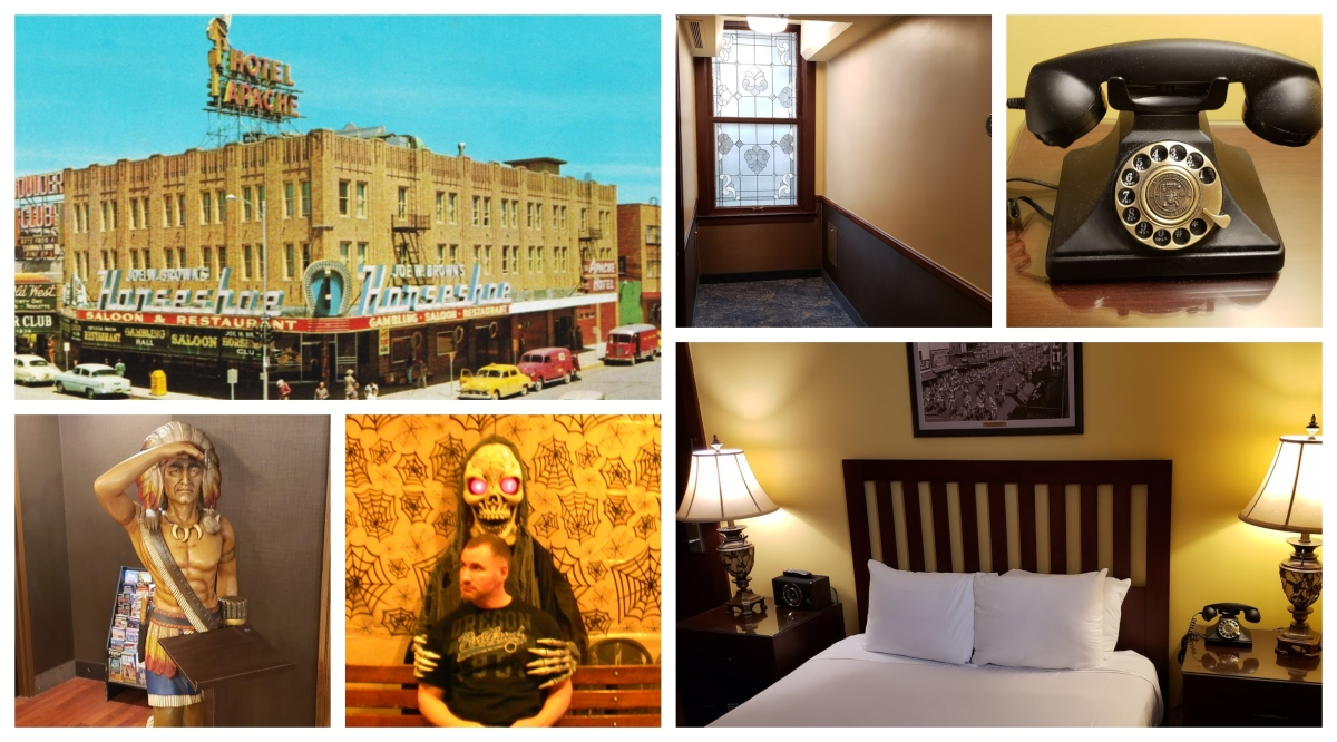 Face the Spirits of Downtown's 'Apache Hotel'
