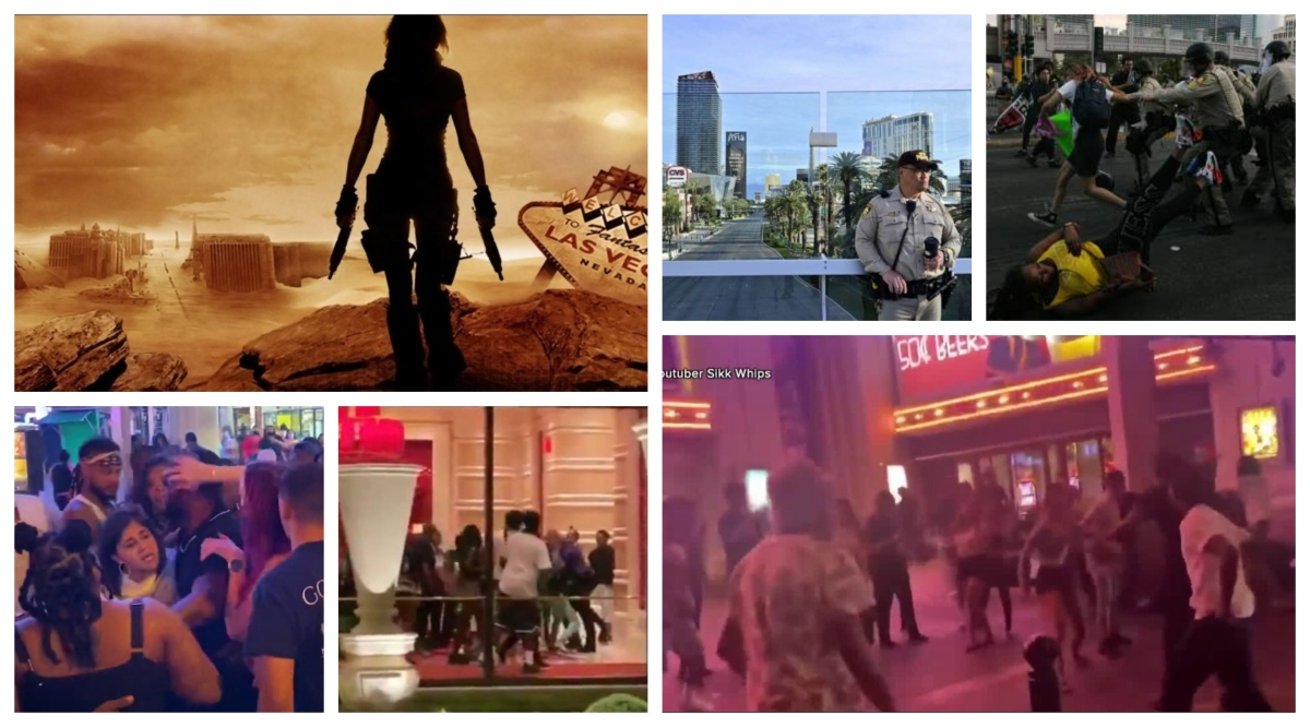 Las Vegas 2020 Is A Violent Post-Pandemic Wasteland – It's Time To Stop Pretending Otherwise