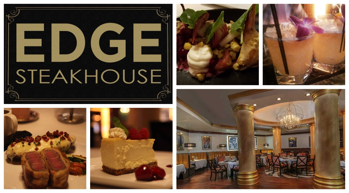 Worth The Wait: EDGE Steakhouse Returns to Westgate Las Vegas