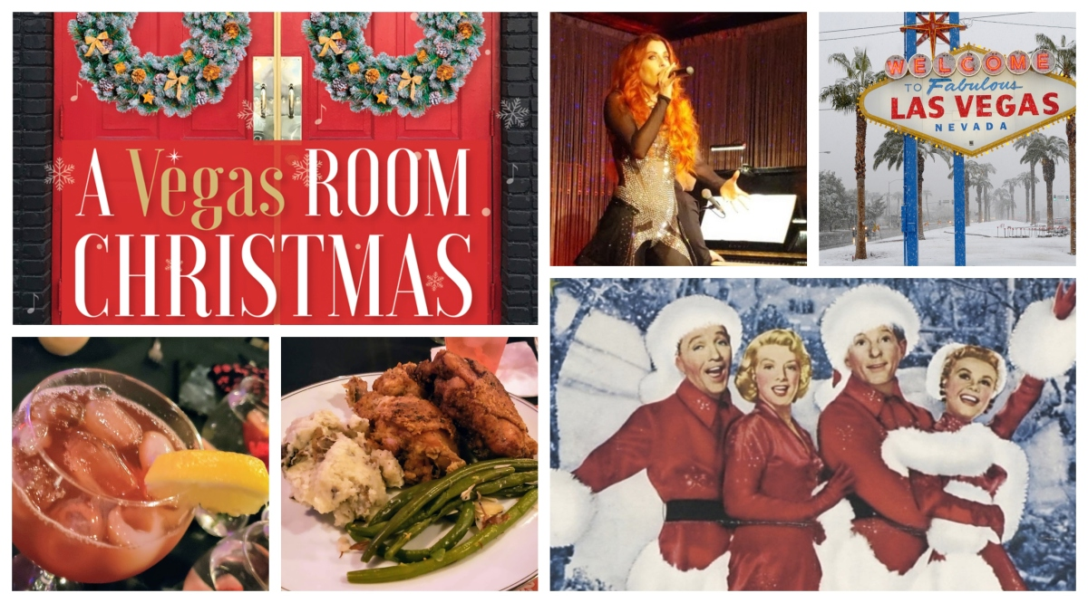 'The Vegas Room' Announces Month-Long Christmas Extravaganza
