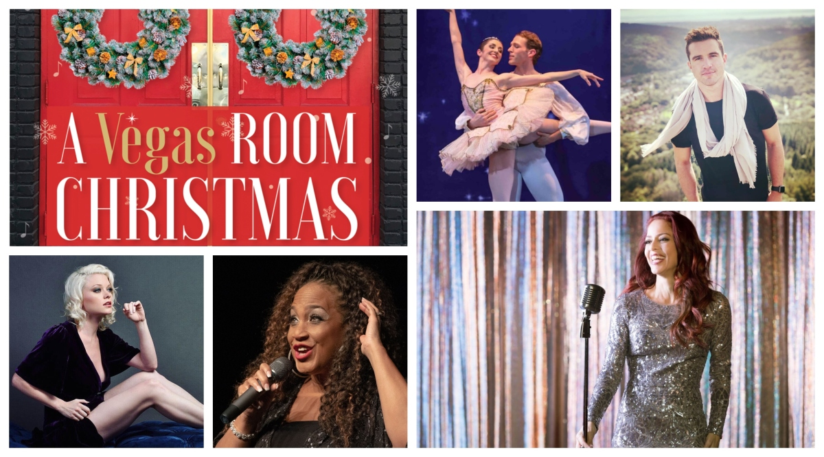 Chestnuts, Snowfall and Stars: 'A Vegas Room Christmas Cast' Pt. 2