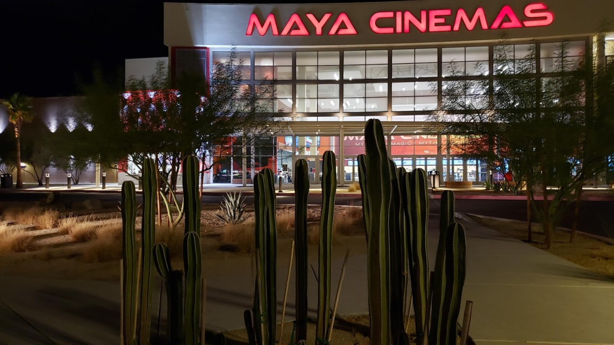 MAYA CINEMAS Brings Unique Entertainment to North Las Vegas