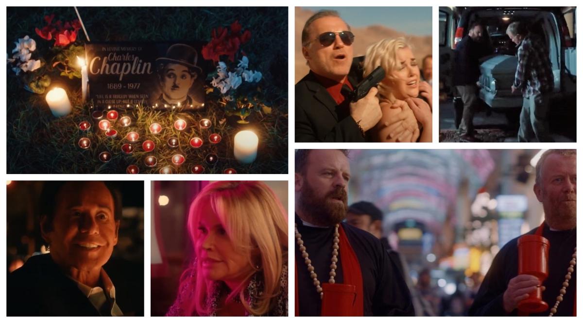 'Stealing Chaplain' – Las Vegas Indie Headed for the BigScreen