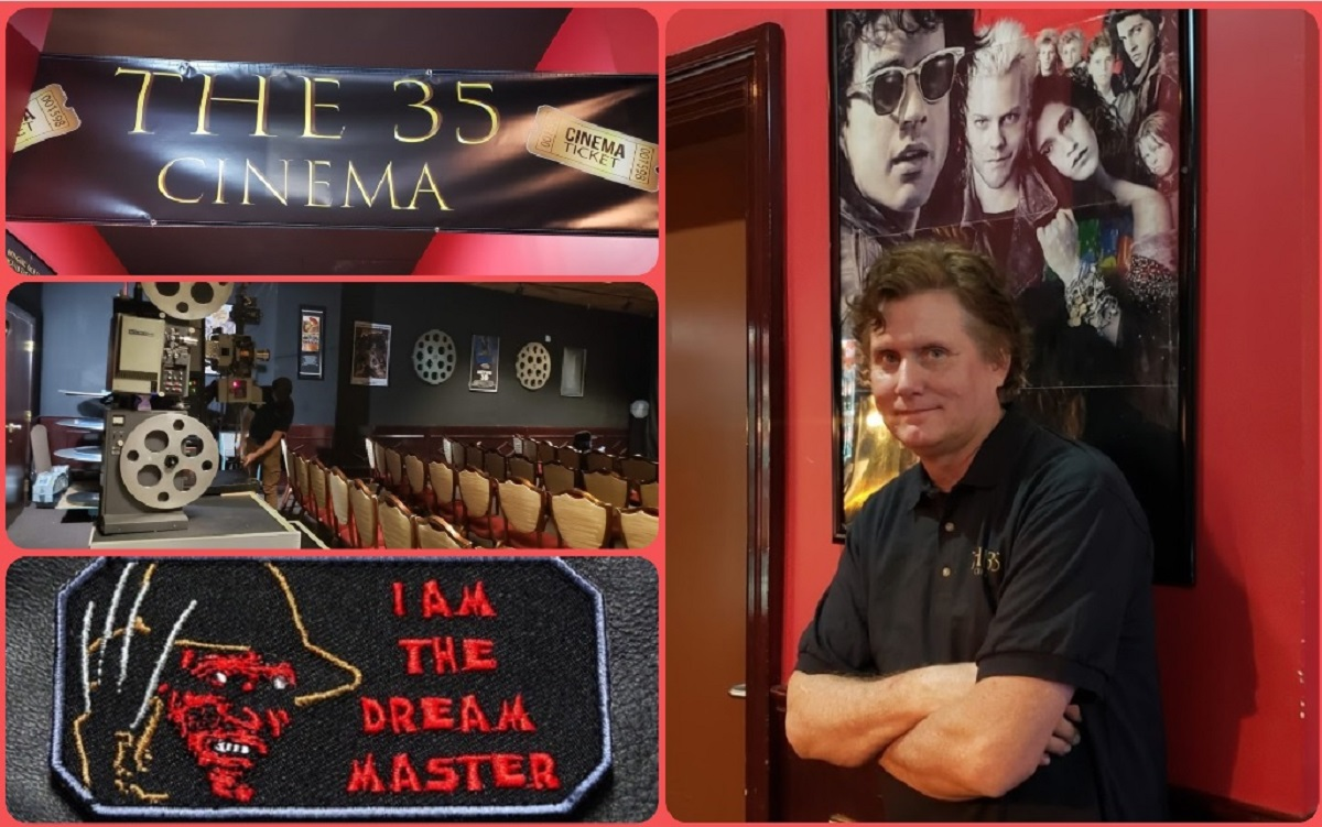 John Lohmann: Dream Master of 'The 35 Cinema'