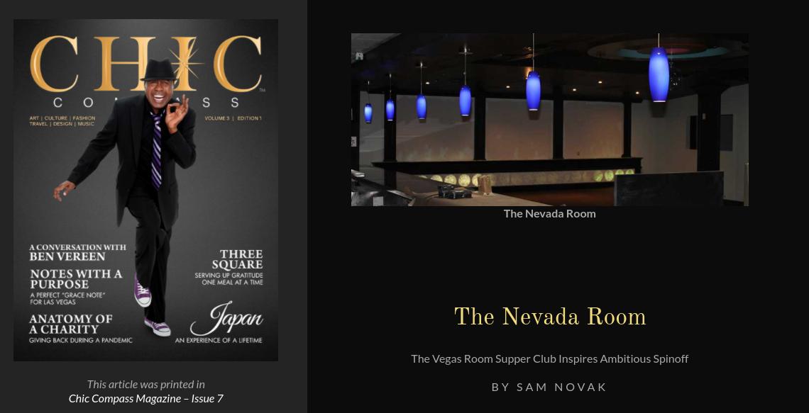The Nevada Room