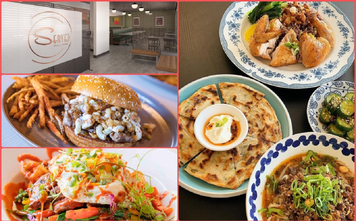 Savor the Flavors of Our World at 'SERVED GLOBALDINING'