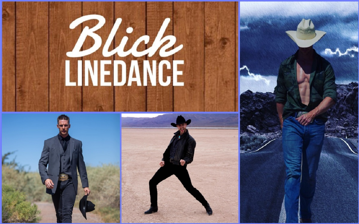 Grab Your Boots and Stetson for 'BLICK LINEDANCE'
