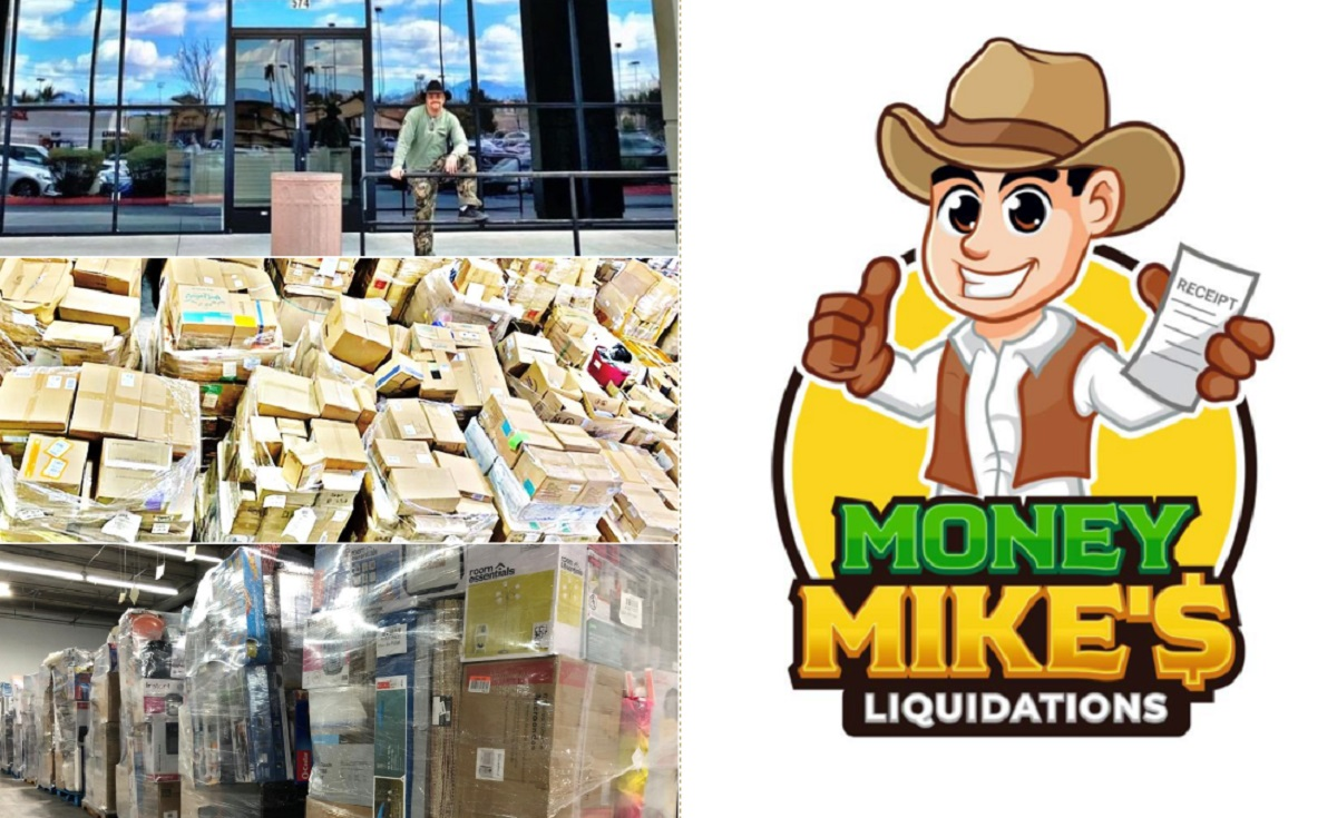 Rope In The Savings With 'Money Mike's Liquidations'