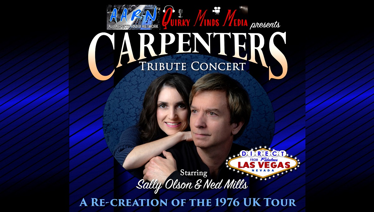 'THE CARPENTERS' Return In A Passionate Tribute Concert