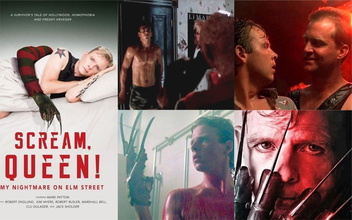 Elm Street 'Scream Queen' Mark Patton To Host Vegas Event Empowering LGBTQYouth